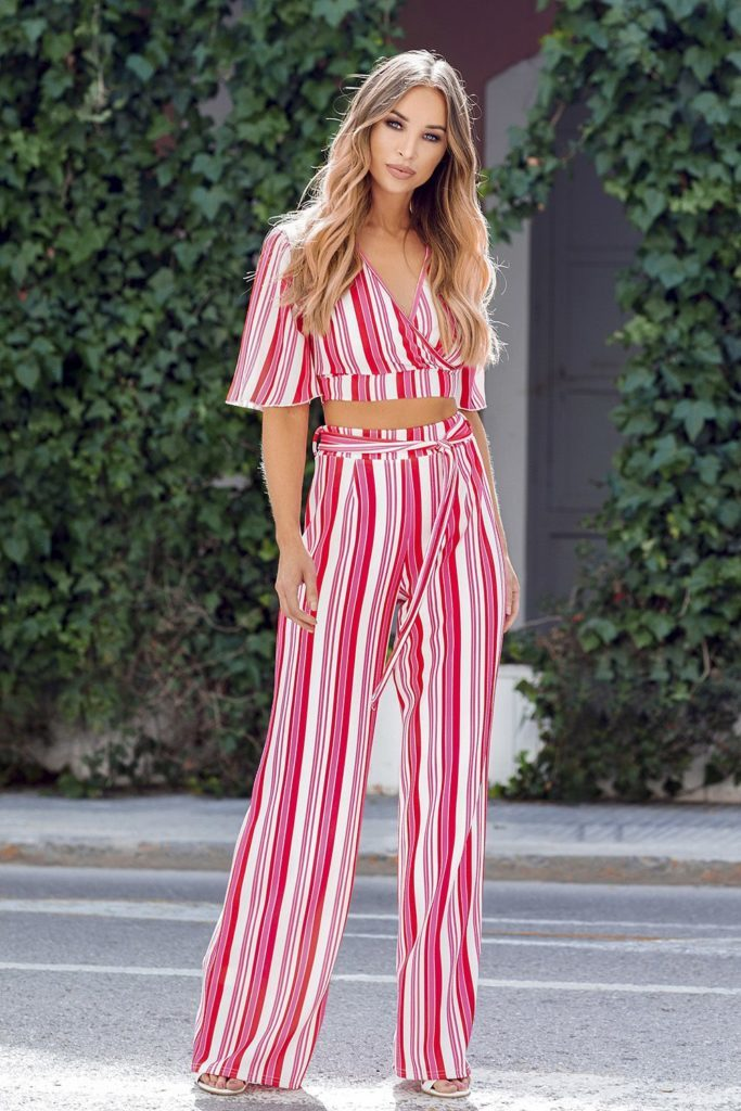 coord, towie, striped