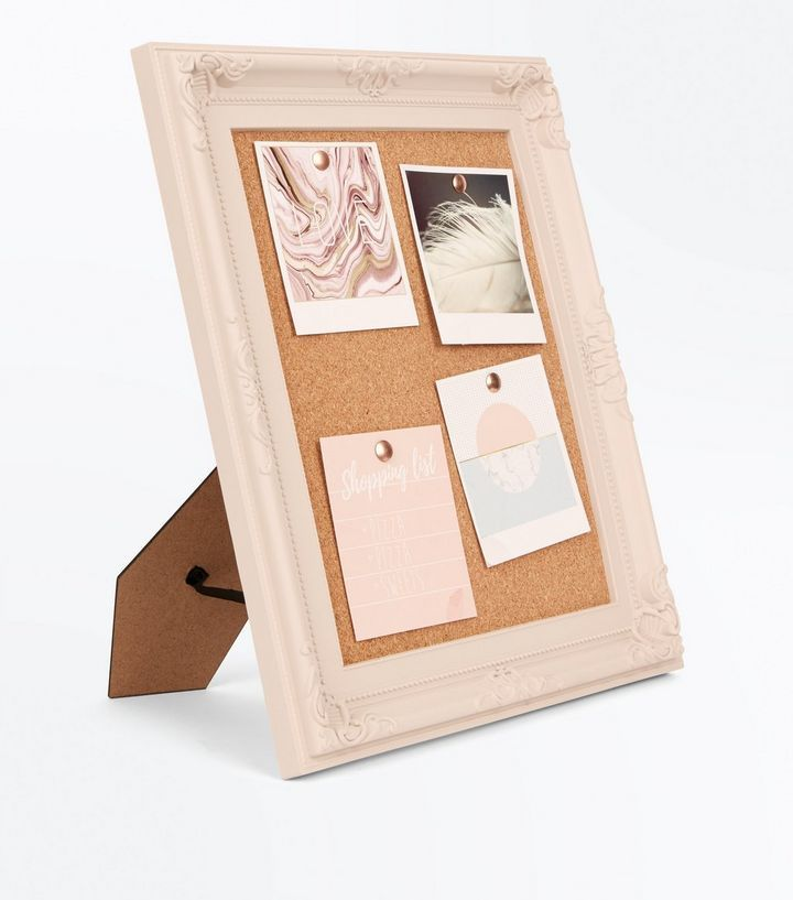 pastel home style trend cork board