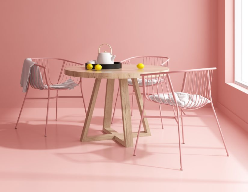 Make sure your kitchen is pink this season - Society