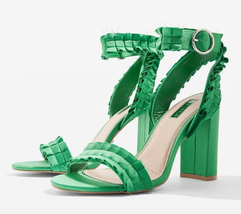 20925ff5394 Best heeled summer sandals to buy right now - Society