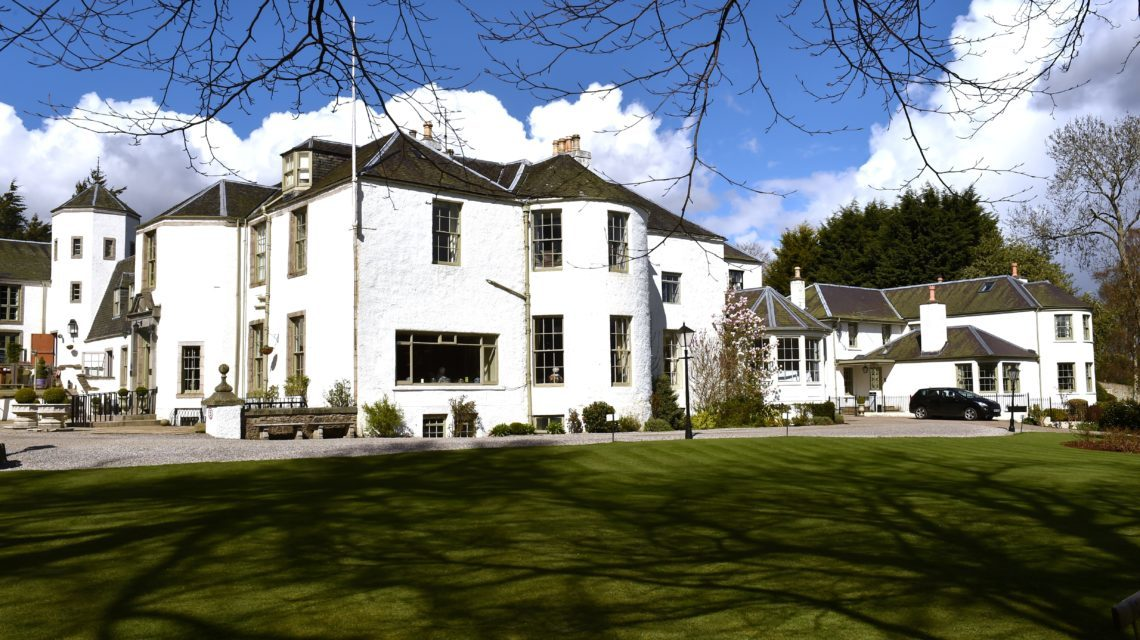 Banchory Lodge Hotel Have Launched Their Summer Menu And It Looks