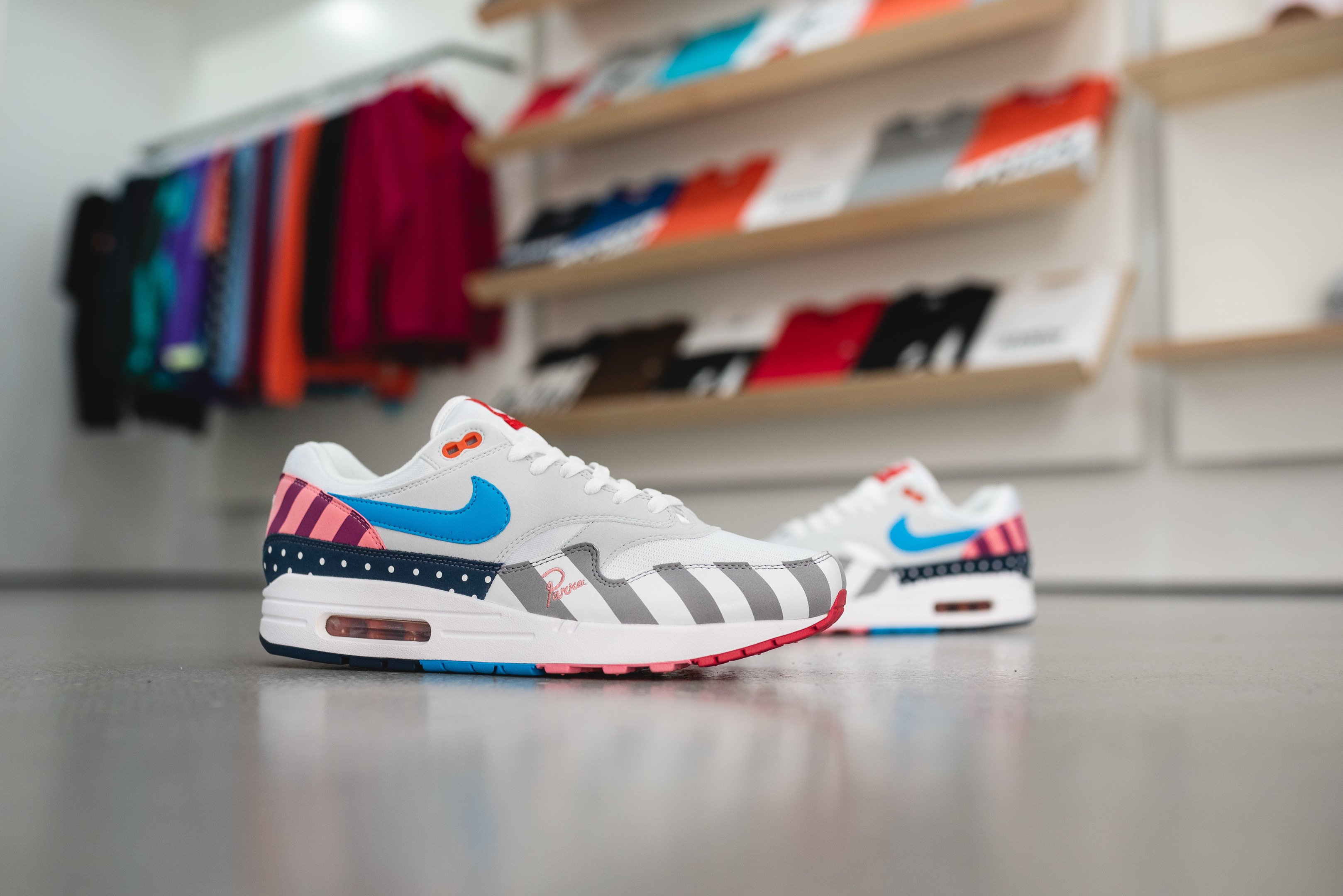 Hundreds to queue at Aberdeen store to get exclusive Nike x Parra trainers  - Society 9027e0670