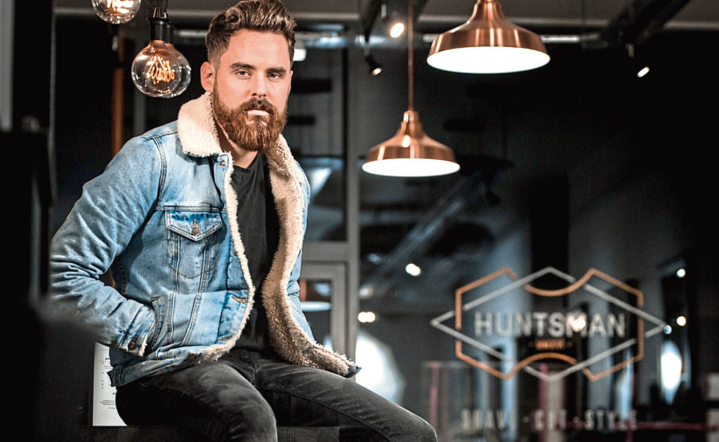 Aberdeen Barber Announces Expansion And New Name Society