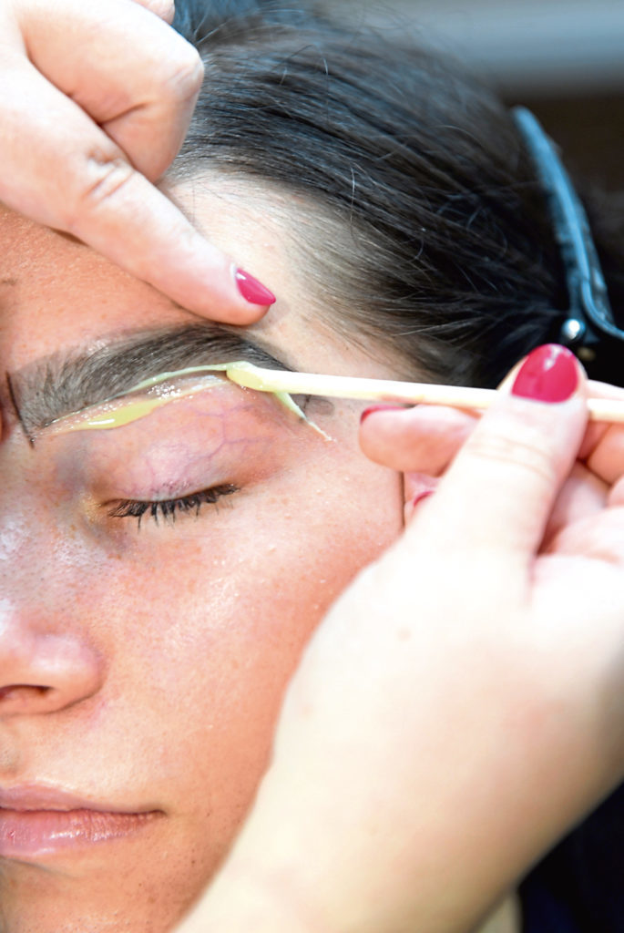 Waxing Lyrical About The Latest Brow Trends With Dainty Doll Society