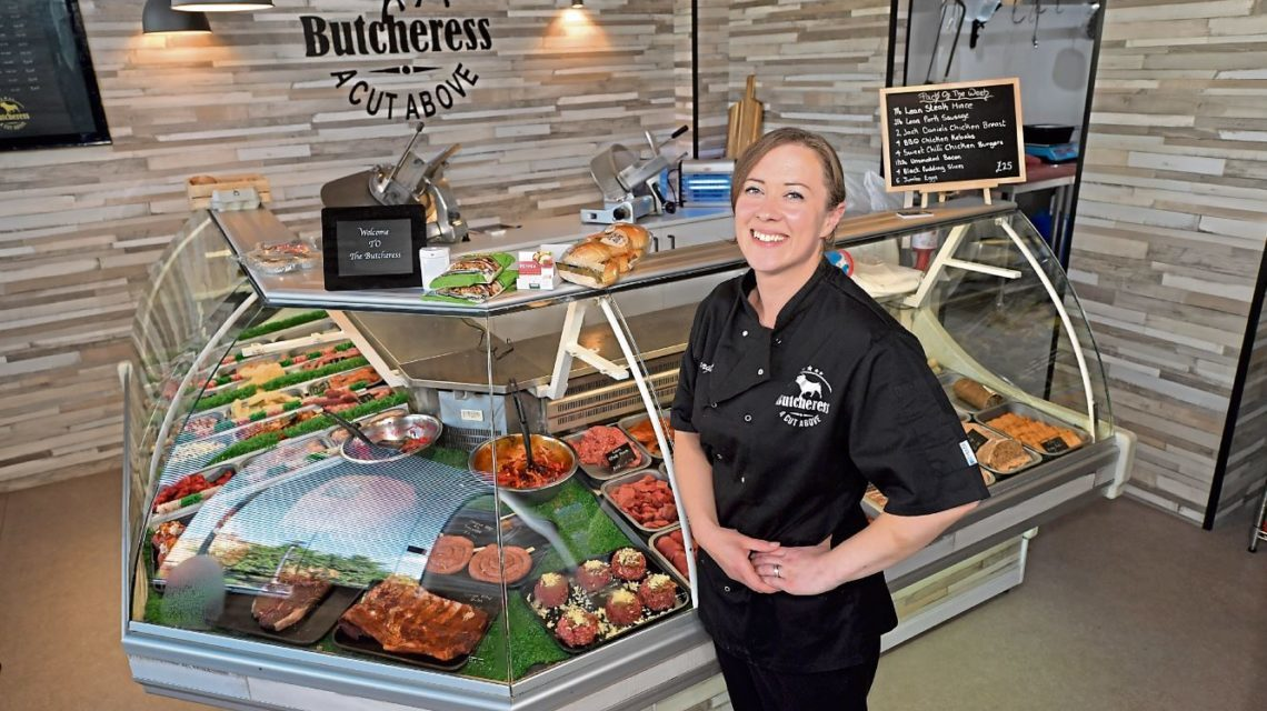 The Owner Of Aberdeen's Latest Butchery