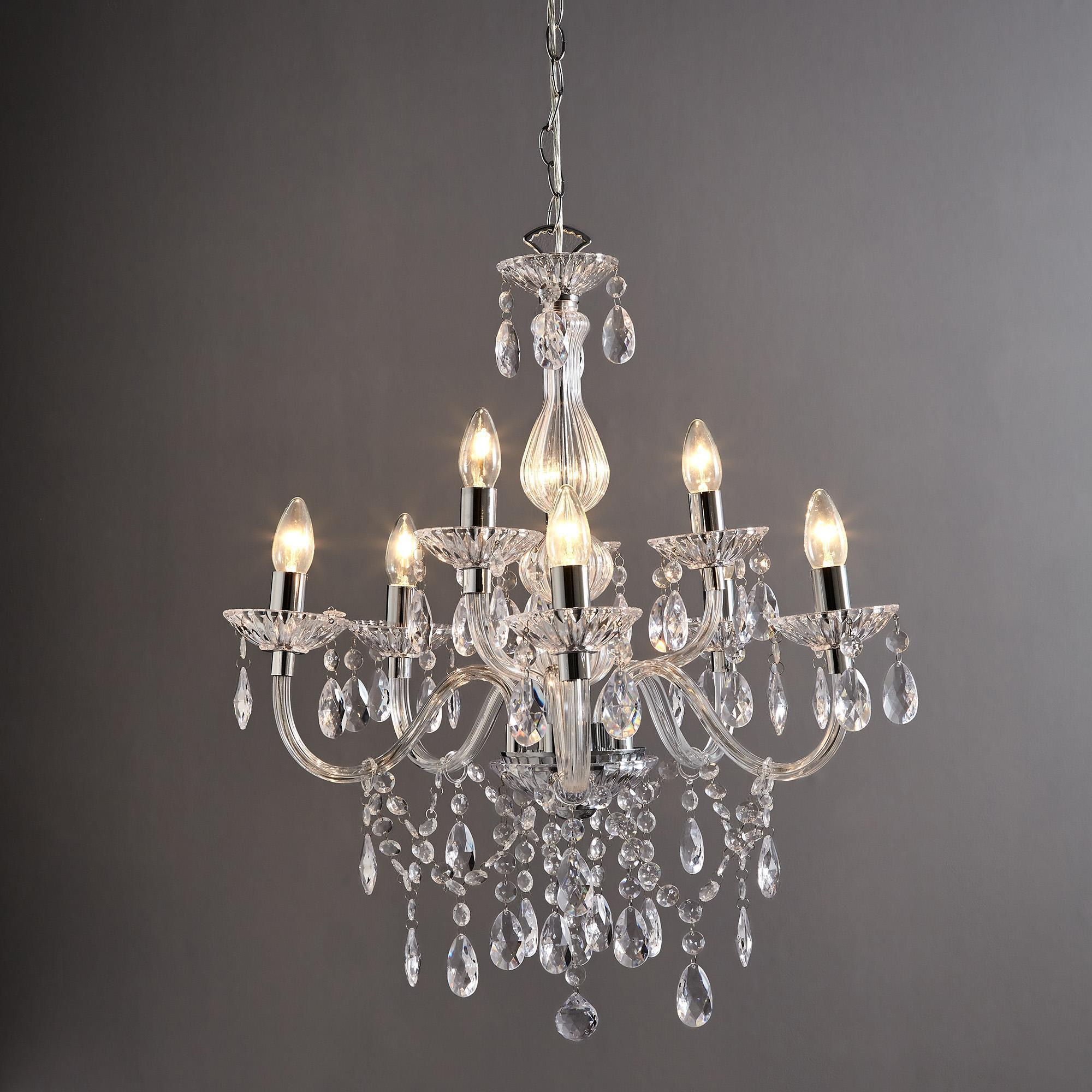 Add Statement Chandeliers To Your North East Home To Bring