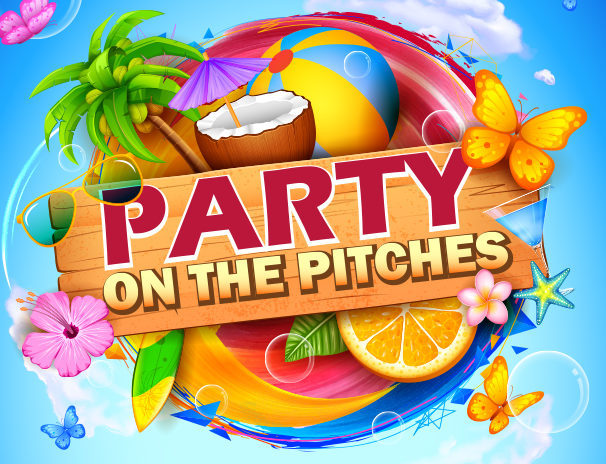 Party at the Pitches