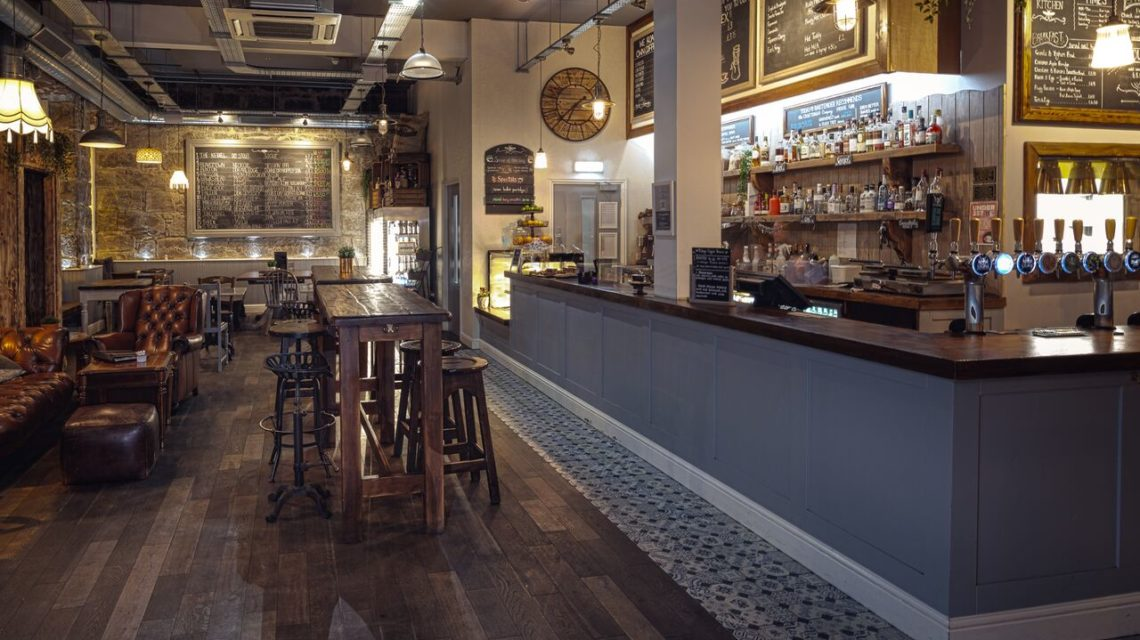 The Craftsman Company Launches New Food Drink Menu Society