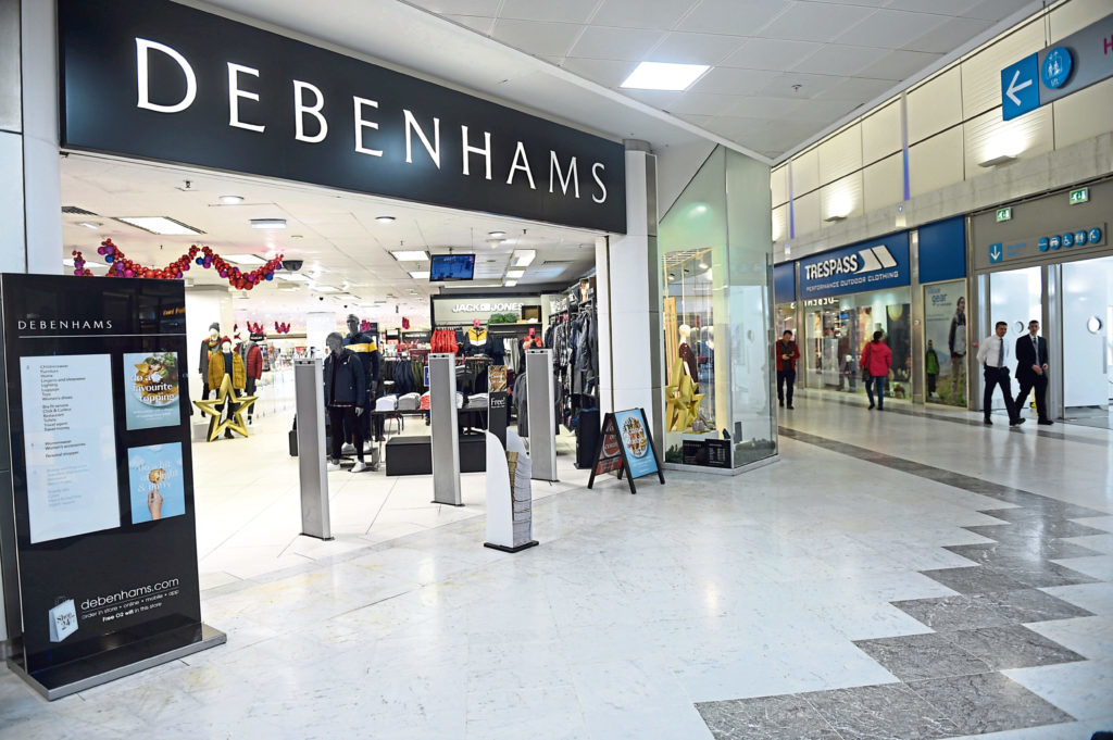 Uncertainty Over Future Of Store Amid Closures