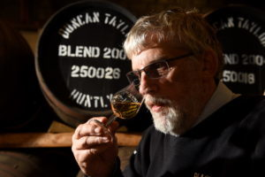 Aberdeenshire whisky brand raises a dram to award win