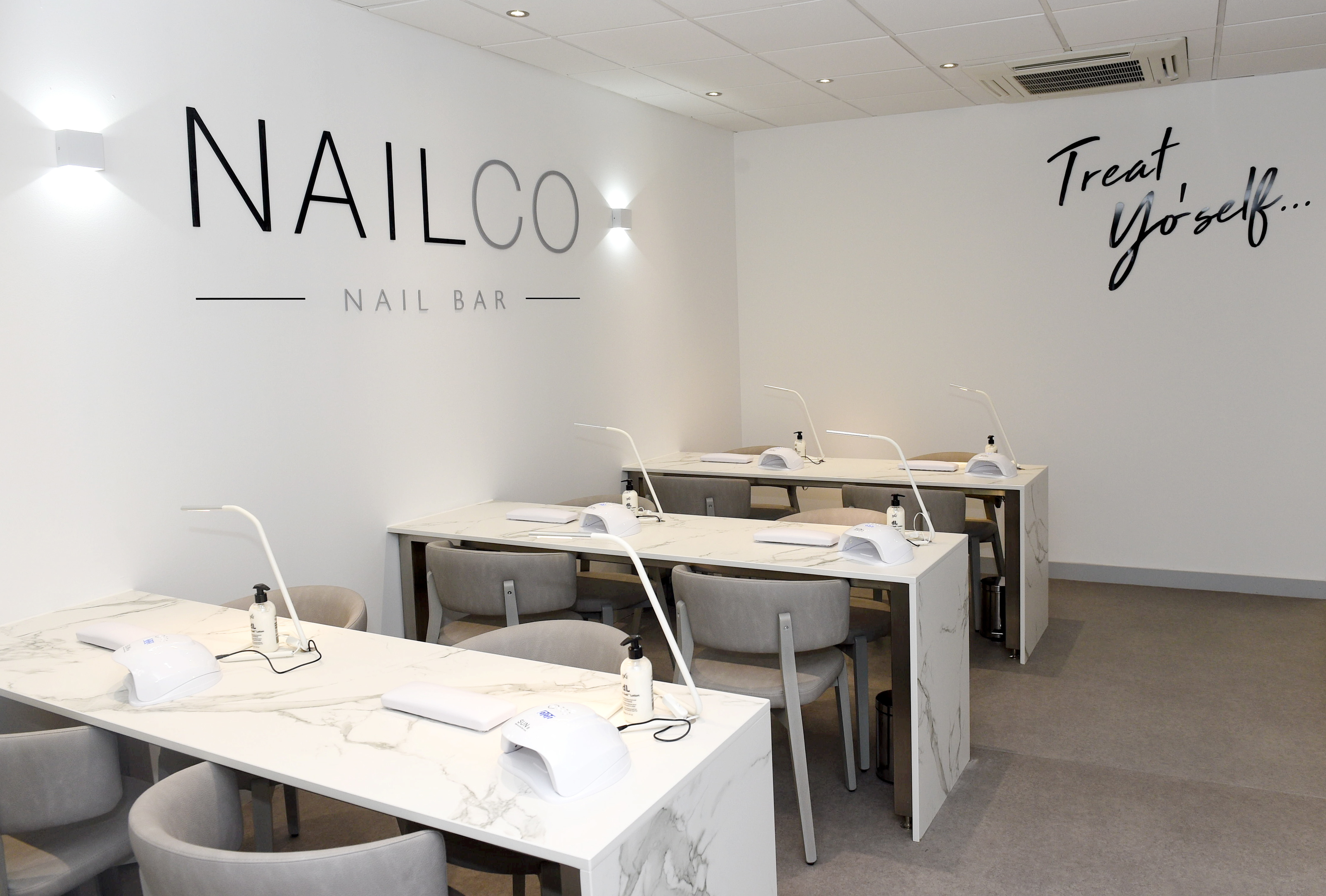 First look: Aberdeen's new trendy nail bar opens - Society