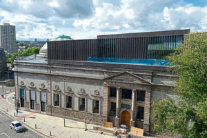 Learn more about the Aberdeen Art Gallery project at Re-imagining event
