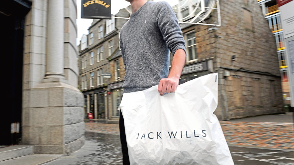 Jack Wills Lodges Plans For Aberdeen Shopping Centre