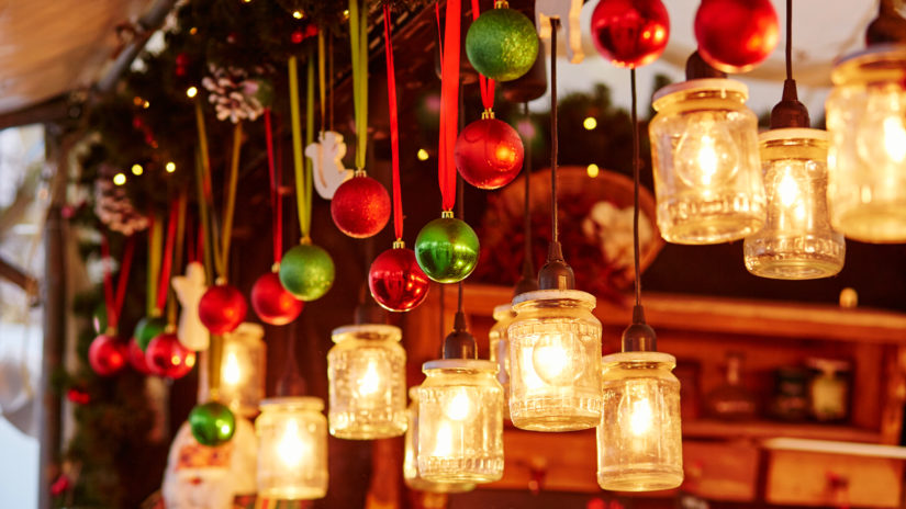 Christmas fair things to do in Aberdeen