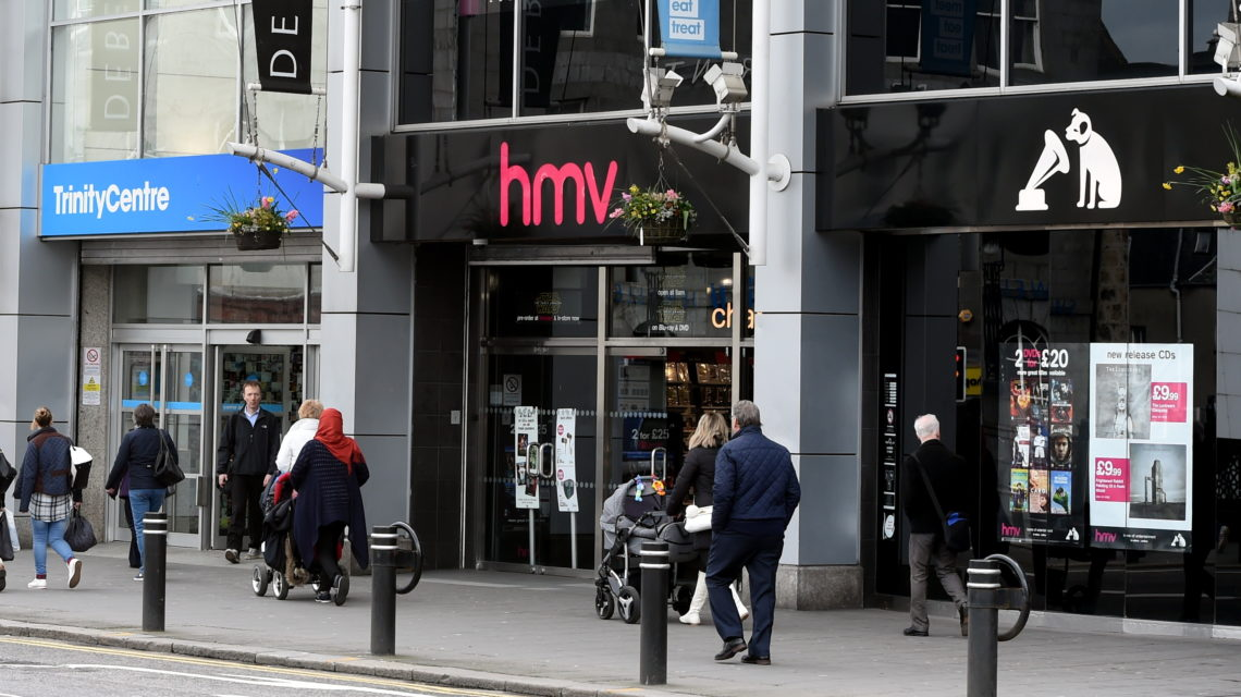 Jobs At Aberdeen Entertainment Store Could Be At Risk