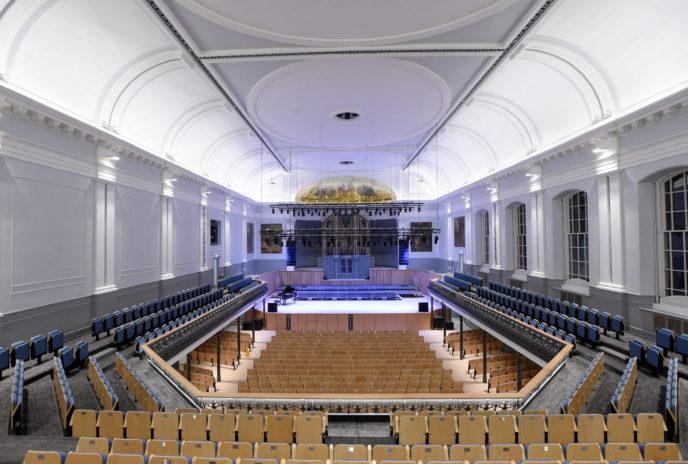 First Look See Inside Stunning Aberdeen Music Hall After