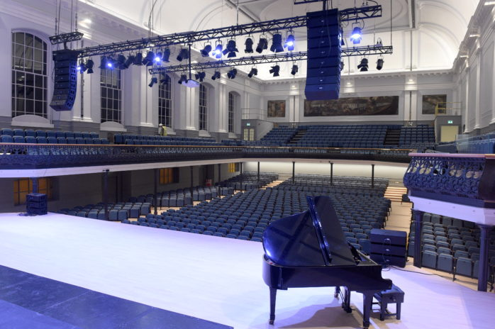 first look see inside stunning aberdeen music hall after. Black Bedroom Furniture Sets. Home Design Ideas