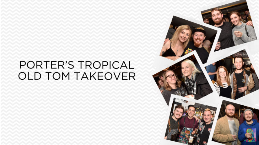 Gallery Porters Tropical Old Tom Gin Takeover 99 Bar Kitchen