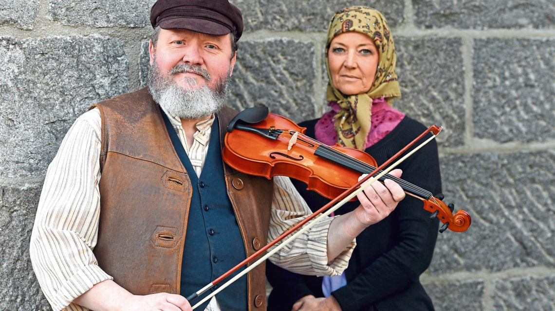 Review: Tune into rousing rendition of timeless show Fiddler
