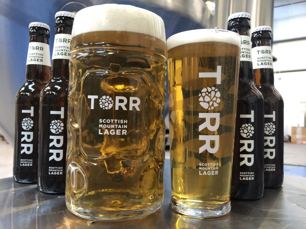 Beer Kegs Uk >> New Scottish lager made in Aberdeenshire launches this week - Society