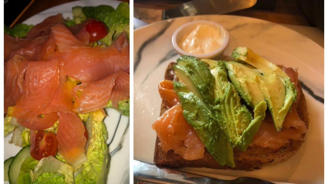 Aberdeen Coffee House Launches New Menu Society