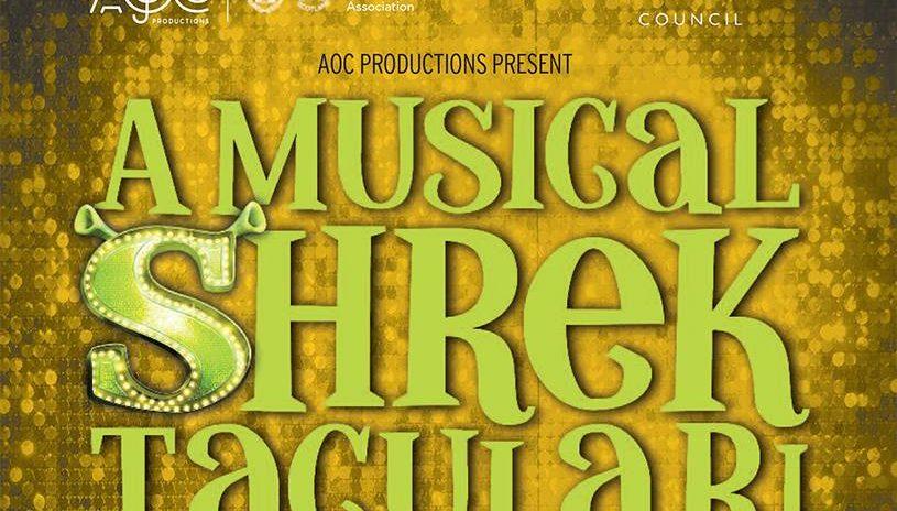 a musical shrektacular
