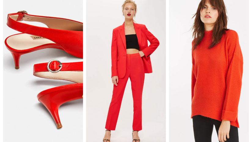 coral fashion