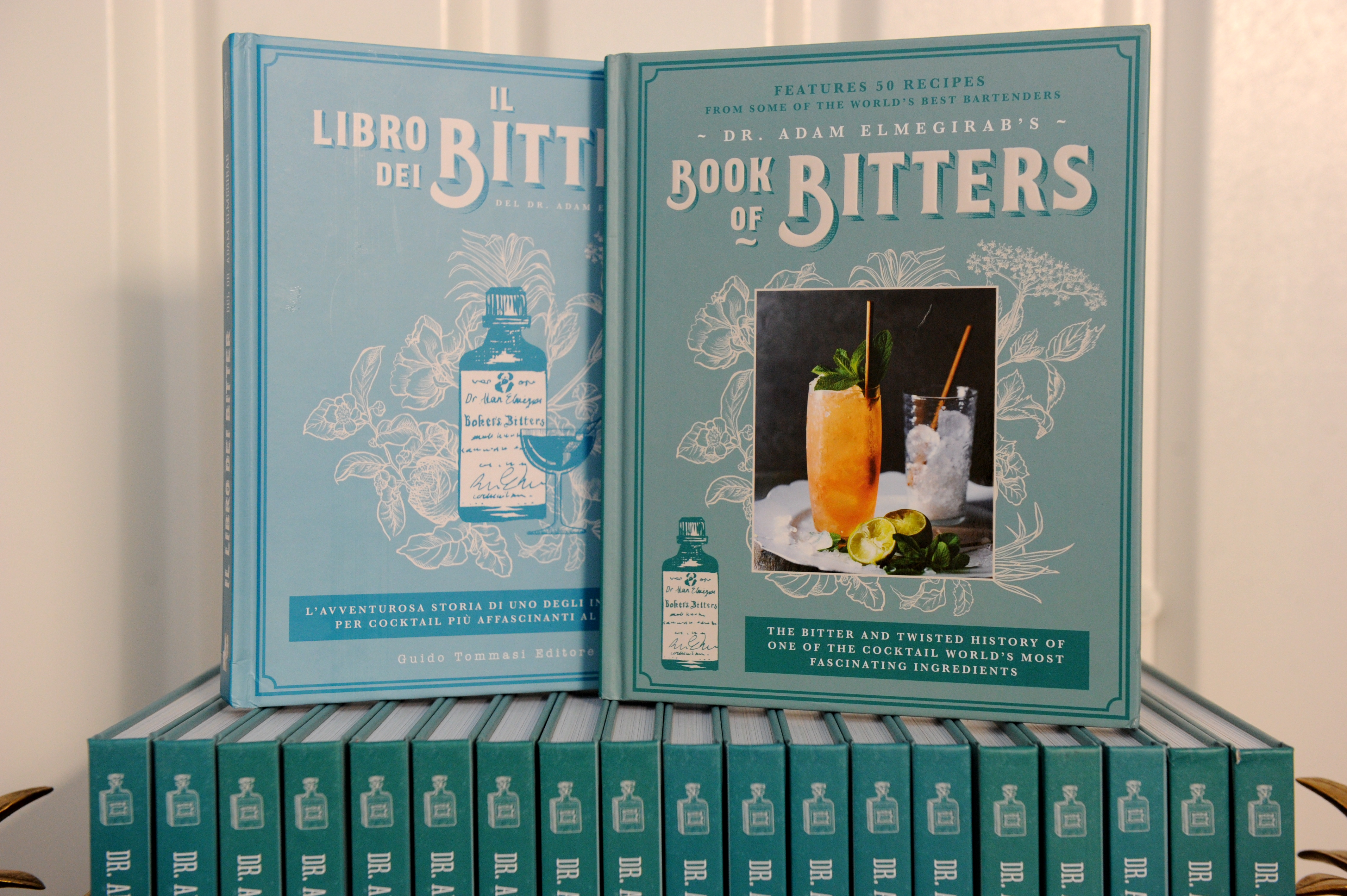 Gin and bevy of bitters behind the sweet success of