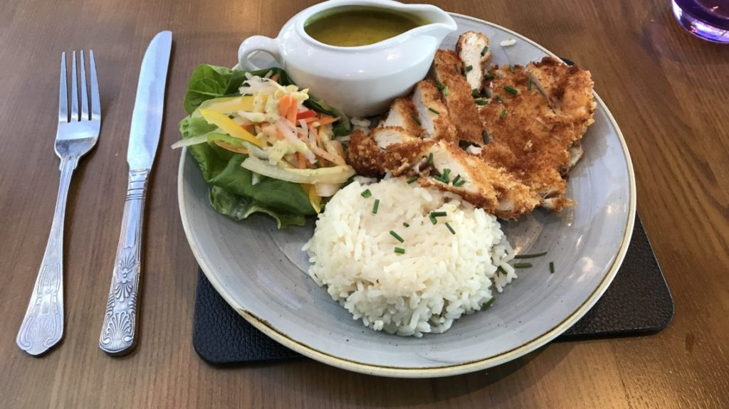Aberdeen Restaurant Week The Full Society Menu Review Line