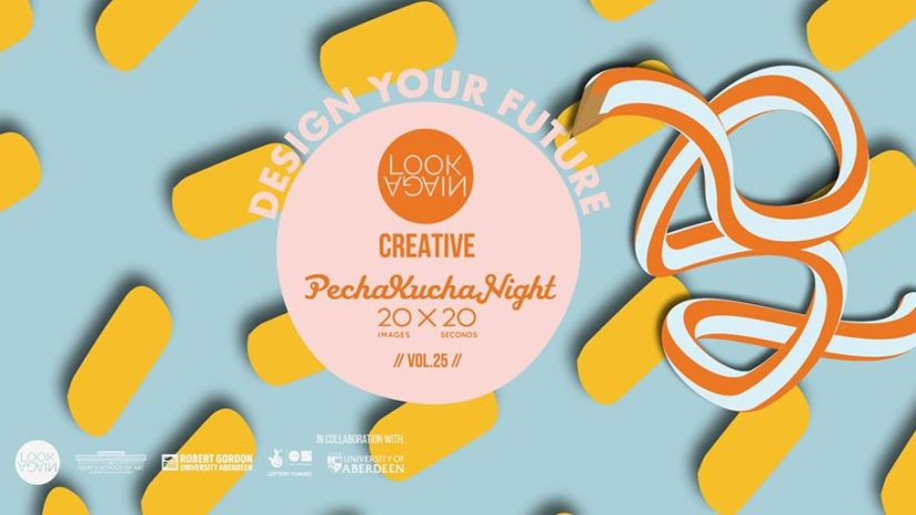 Creative PechaKucha Night