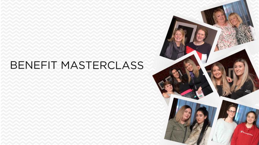 Gallery: Benefit Makeup Masterclass @ Malmaison Aberdeen - Society