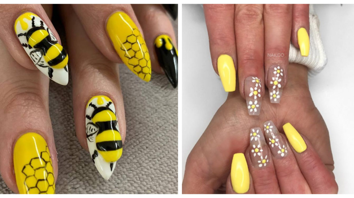 Aberdeen salons create beautiful spring nails - Society