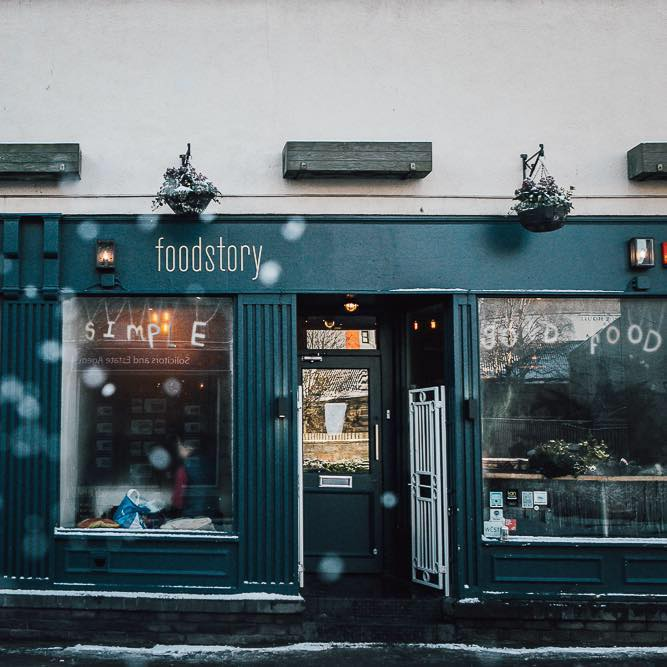 Vegan And Vegetarian Cafe Targeted By Thieves