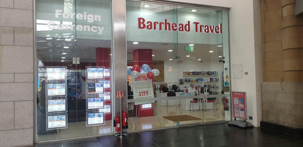 Travel Firm Invests More Than £90,000 To Revamp Aberdeen