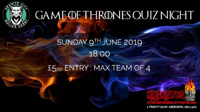 Aberdeen bar set to host Games of Thrones quiz night - Society