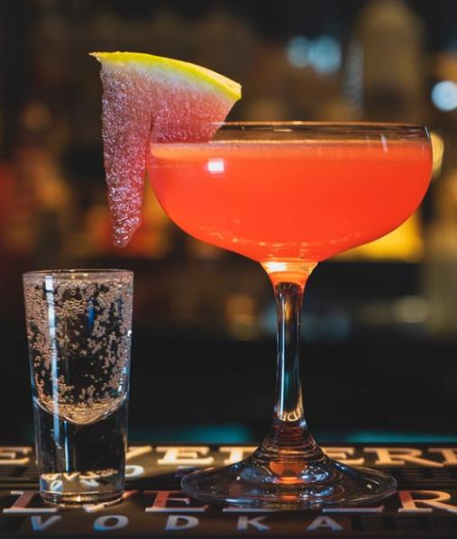 Aberdeen bar launches new watermelon pornstar martini - Society