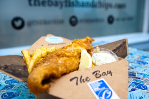 Society Christmas Giveaway – WIN: Fish and chips for a year from the The Bay Fish & Chips in Aberdeenshire