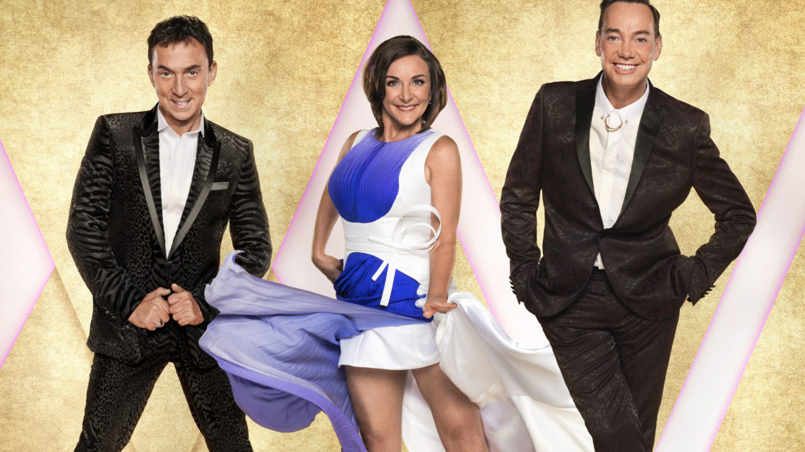 Judges For Strictly Come Dancing Live Tour At Aberdeen's P