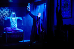 Sophie exorcises her horror demons for Aberdeen audiences
