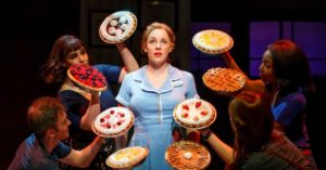 Award-winning musical Waitress serves up an Aberdeen visit on UK tour