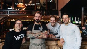 Aberdeen's Roots Catering launches first 99 Bar & Kitchen menu
