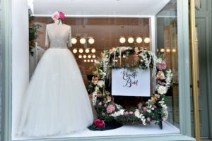 Check out Etiquette Bridal's new wedding dress boutique in Aberdeen