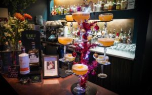Aberdeenshire bar launches Gin Christmas cocktail Tree