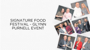 Gallery: Signature food festival – Glynn Purnell Event @ The Chester Hotel in Aberdeen