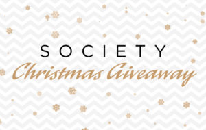 Society Christmas Giveaway – the 12 prizes from north-east firms left to bag