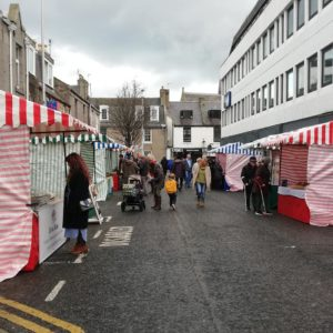 Final Thistle Street Farmers' Market of 2019 in Aberdeen cancelled