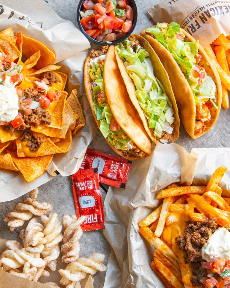 Fast Food Giant Taco Bell To Open First Restaurant In