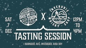 Brew Toon to host tasting session at Aberdeenshire whisky shop