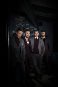 The Overtones to play Aberdeen on UK tour