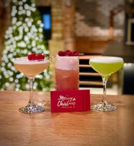 Aberdeen bar releases new festive cocktail range
